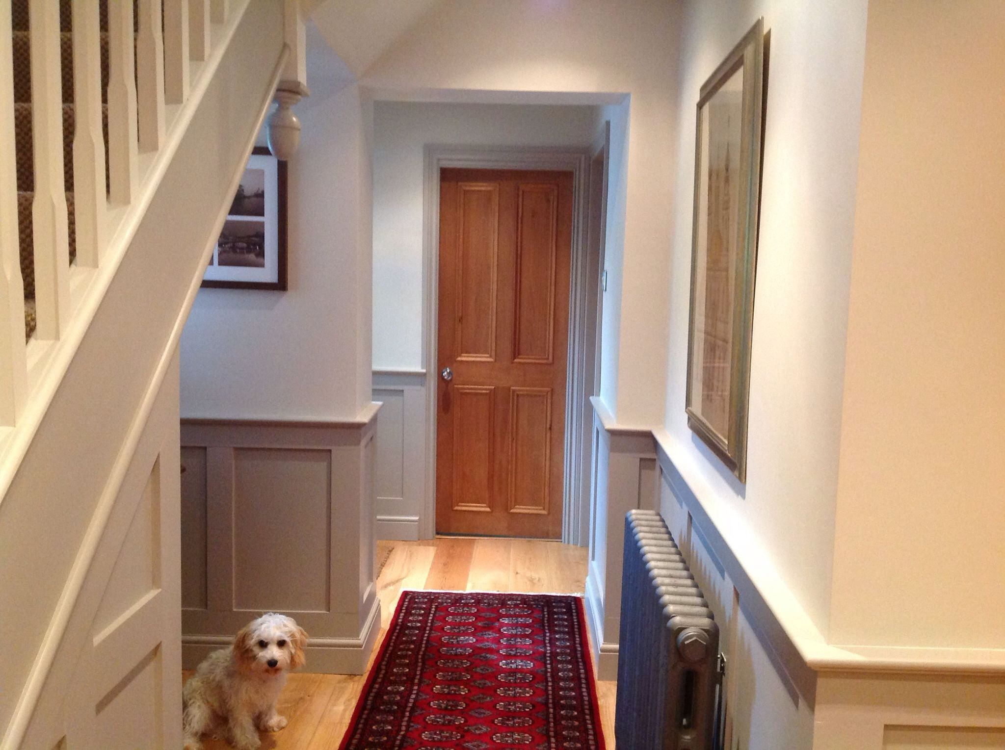 Best Farrow And Ball Dove Tale Panel Colour Hallway Designs 400 x 300