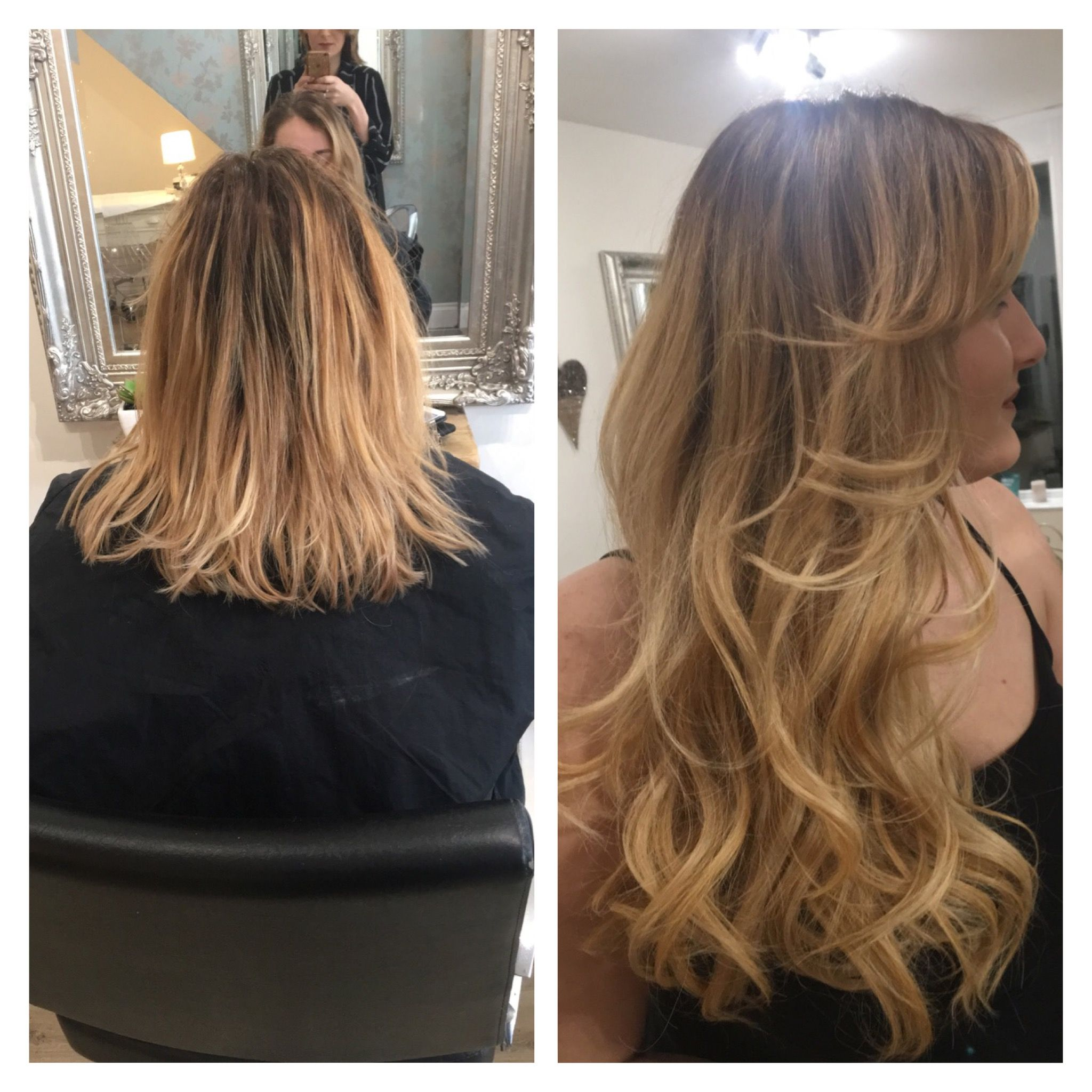 #greatlengths #hairextensions #hairlove #rootstretch #balayage #blonde #hairlove
