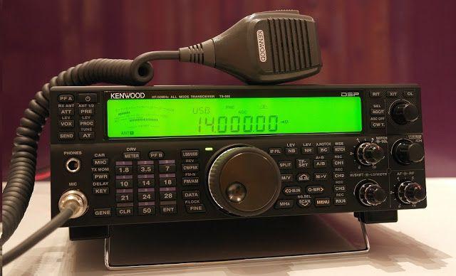 Kenwood TS-590S - SG | ham and communications issues | Pinterest