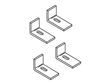 Undermount Bathroom Sink Clips kohler 1193643 basin clamp accessory pack for undermount bathroom
