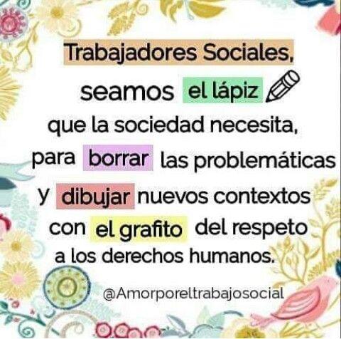 Riohacha Frases De Trabajo Social Socialismo Y Día Del
