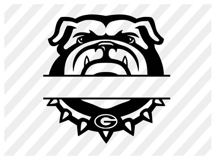 Pin By Amy Hendrix On Ga Dawgs Georgia Bulldogs Cricut