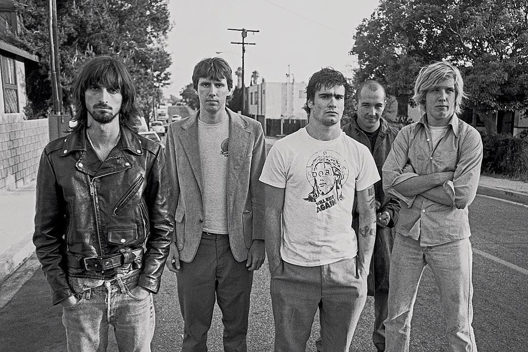 Glenefriedman Black Flag Circa 1983 This Is Probably One Of My All Time Favorite Band Line Ups Dez Cadena Greg Ginn Black Flag Band Black Flag Music Images