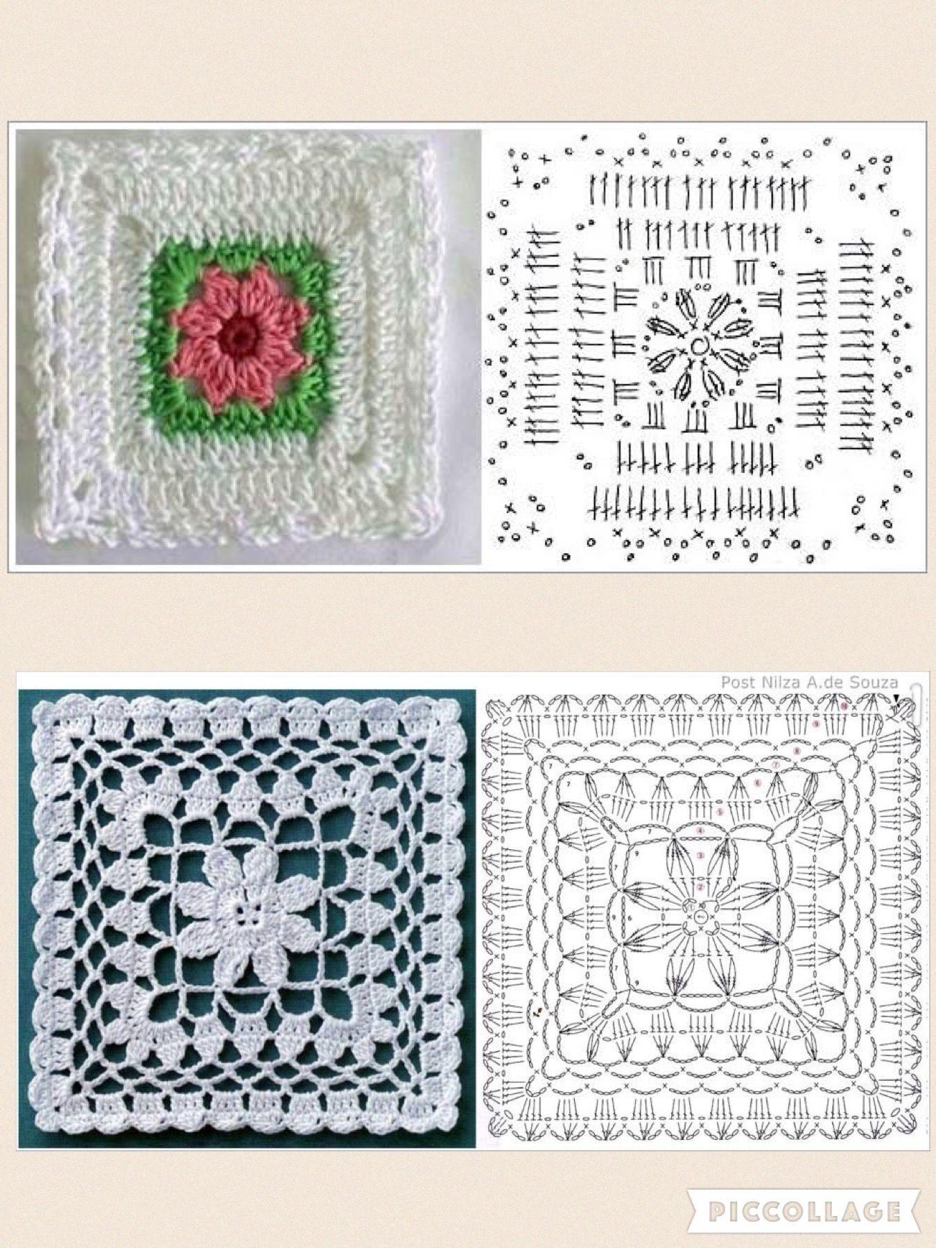 Pin de Yamila Elisabet en patrones crochet | Pinterest | Almohadones ...