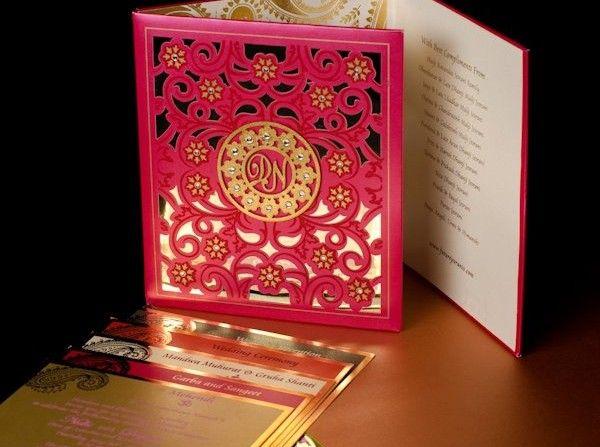 Find the best Indian Invitations & Wedding Stationery vendors in Chicago, Illinois   Maharani WeddingsMaharaniWeddings.com