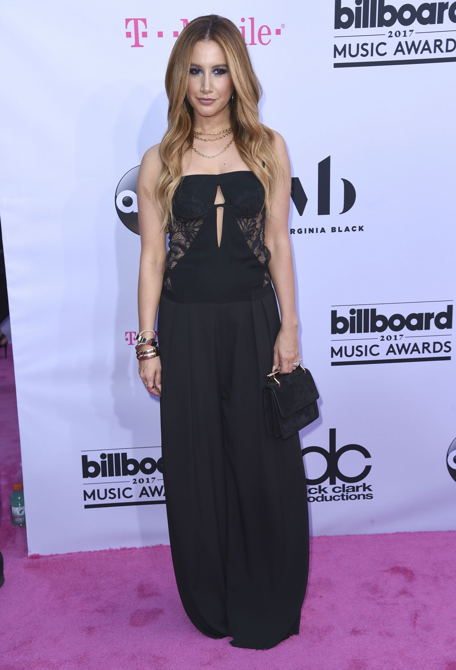 Billboard music awards ashley tisdale and red carpet