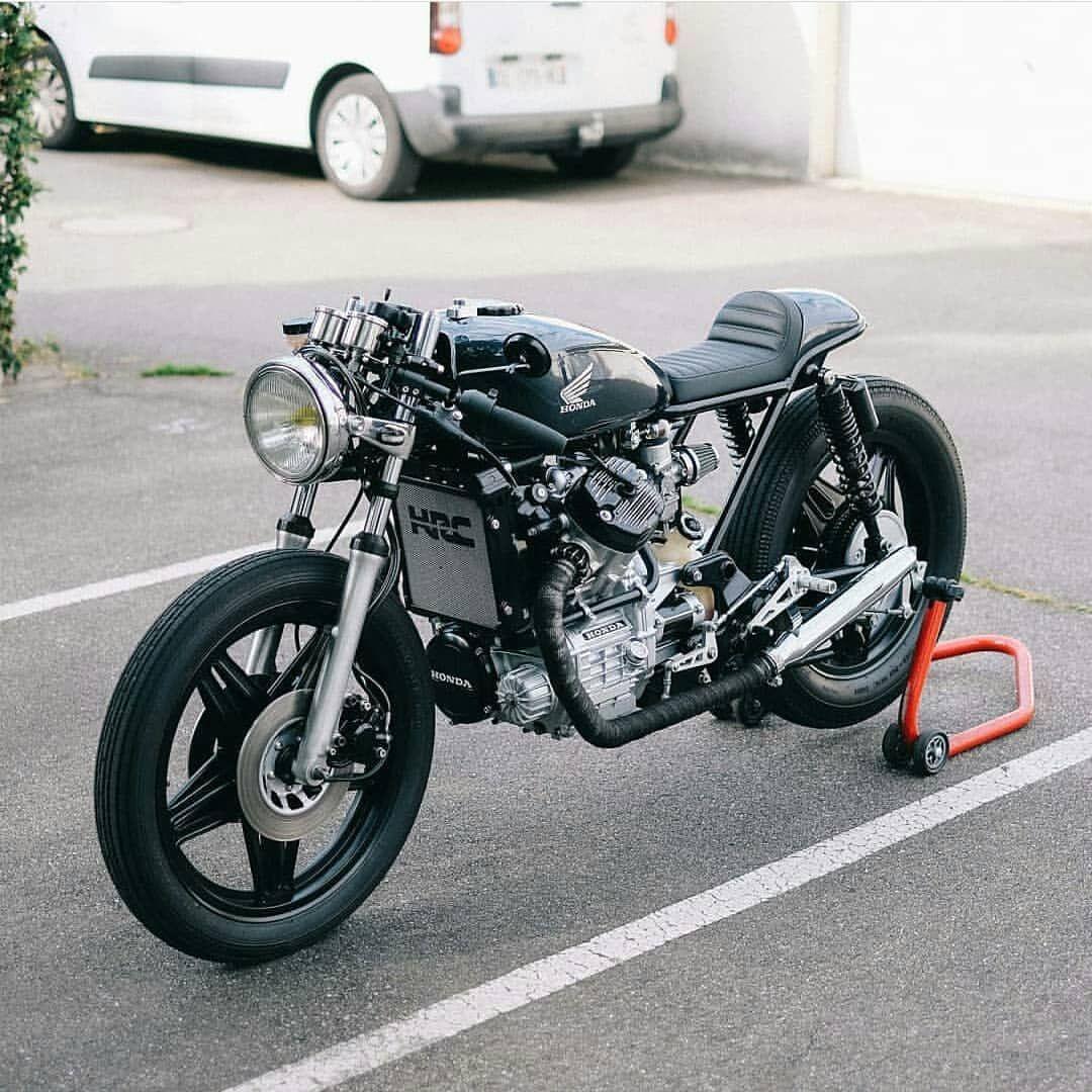 Fantastic Honda CX400 By Jef Fouquart Lordofwheel Motorcycle Moto Bike Builtnotbought