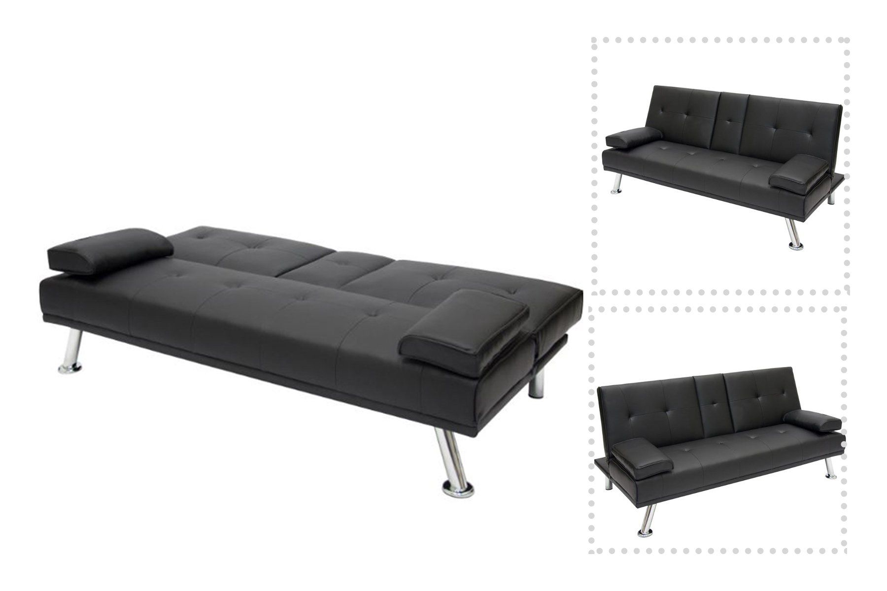Sofa Bed Cup Holders Fold Up Down Entertainment Furniture Couch Recliner Futon Ebook See This Wonderful Item This Is An Affiliate Link Couch Couch Furniture Entertainment Furniture