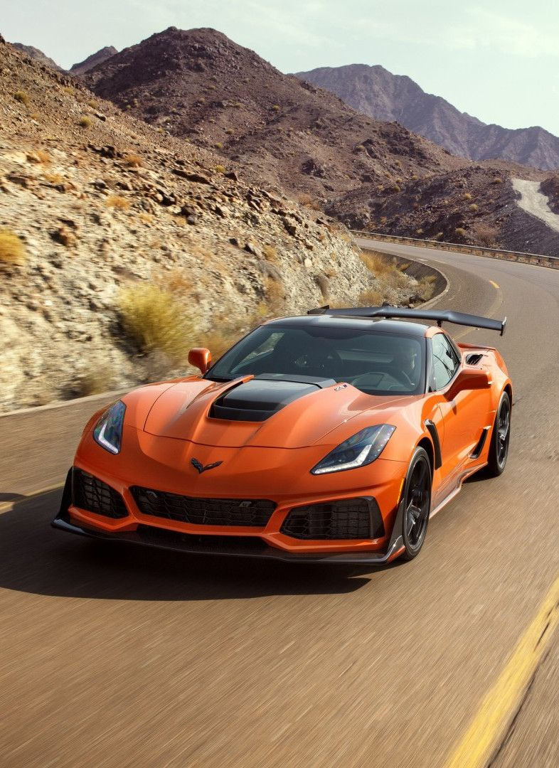 2019 Chevrolet Corvette Zr1 755 Hp With Images Corvette Zr1