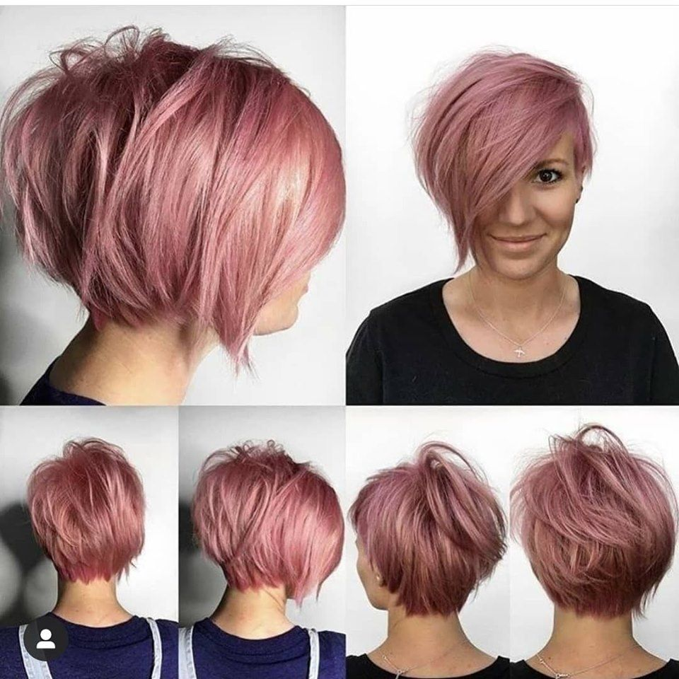 Pixie haircuts styling ideas