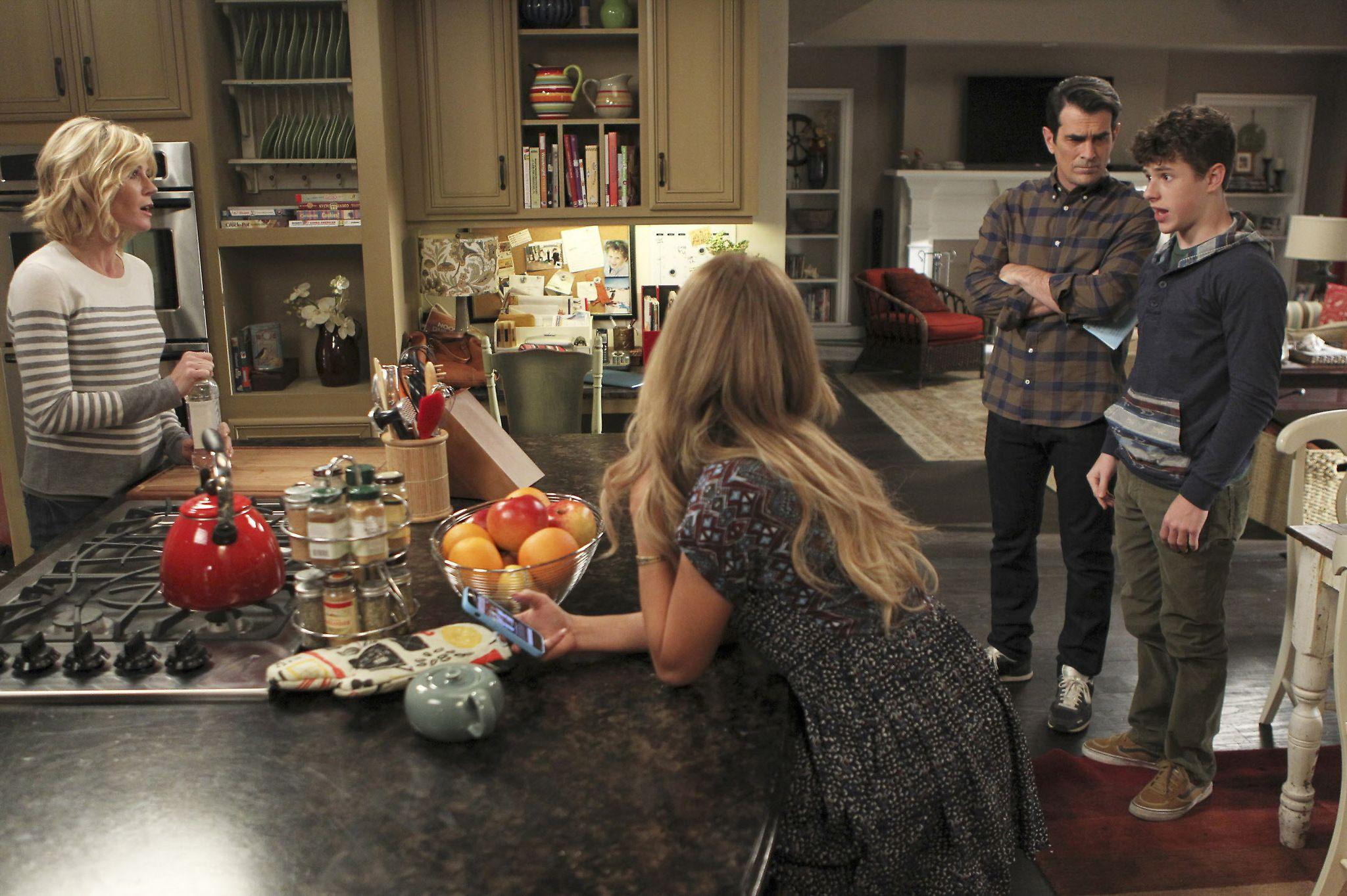 TV kitchens give viewers decorating inspiration | Madam secretary ...