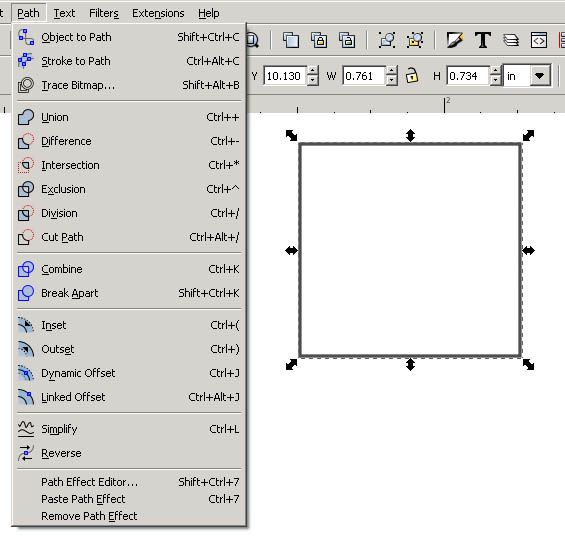 FREE TUTORIAL: Basic Pattern Drafting with Free Inkscape Software ...