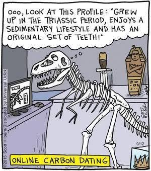 carbon dating webcomic