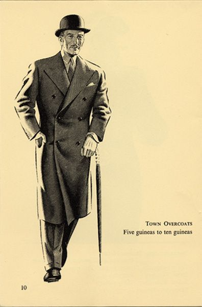 Men S Fashion Sales Brochure Ready For Anything Vintage Mens Fashion Mens Fashion Sale England Fashion