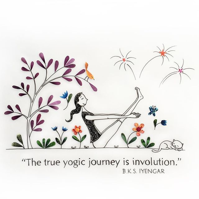 Happy New Year on your yoga journey!   Yoga Quotes   Pinterest ...