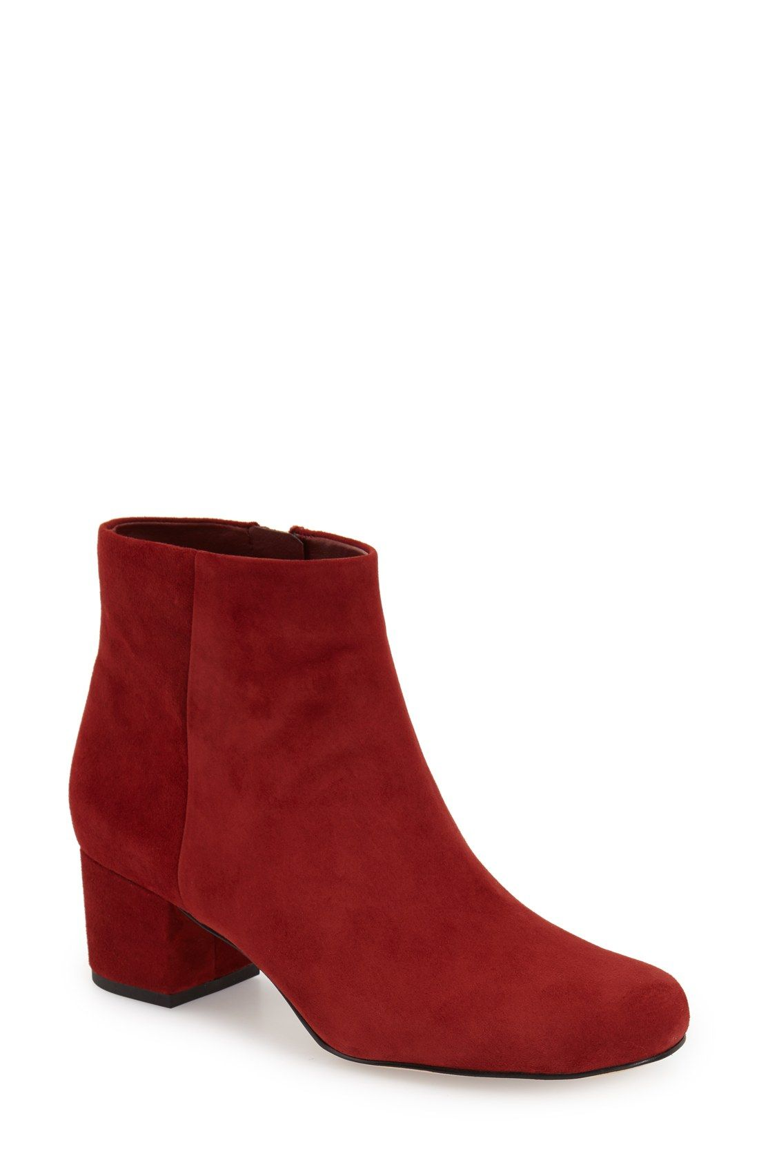 614bb72d8 The angels want to wear my red shoes...Sam Edelman  Edith  Ankle Bootie
