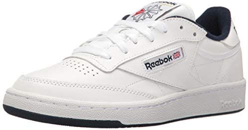 reebok men's club c 85 casual everyday wear shoes fashion