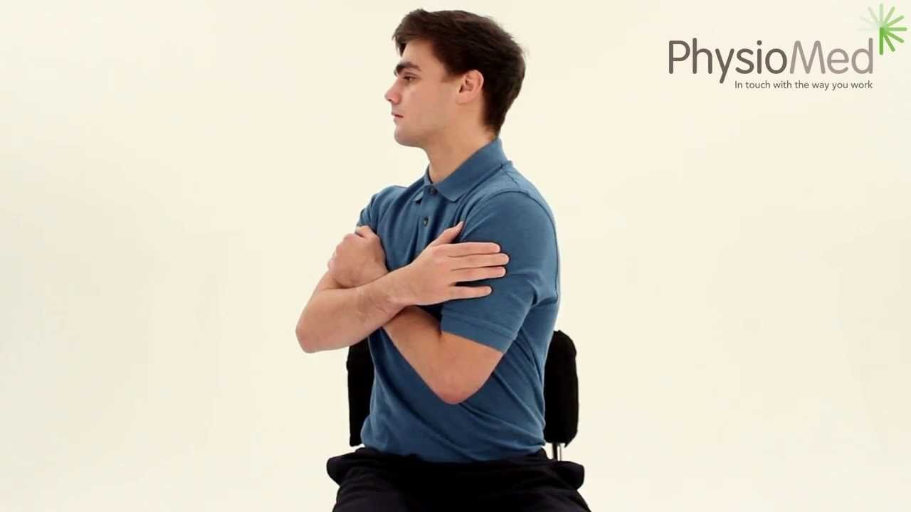 Exercises for the neck. Health of the neck and spine 55