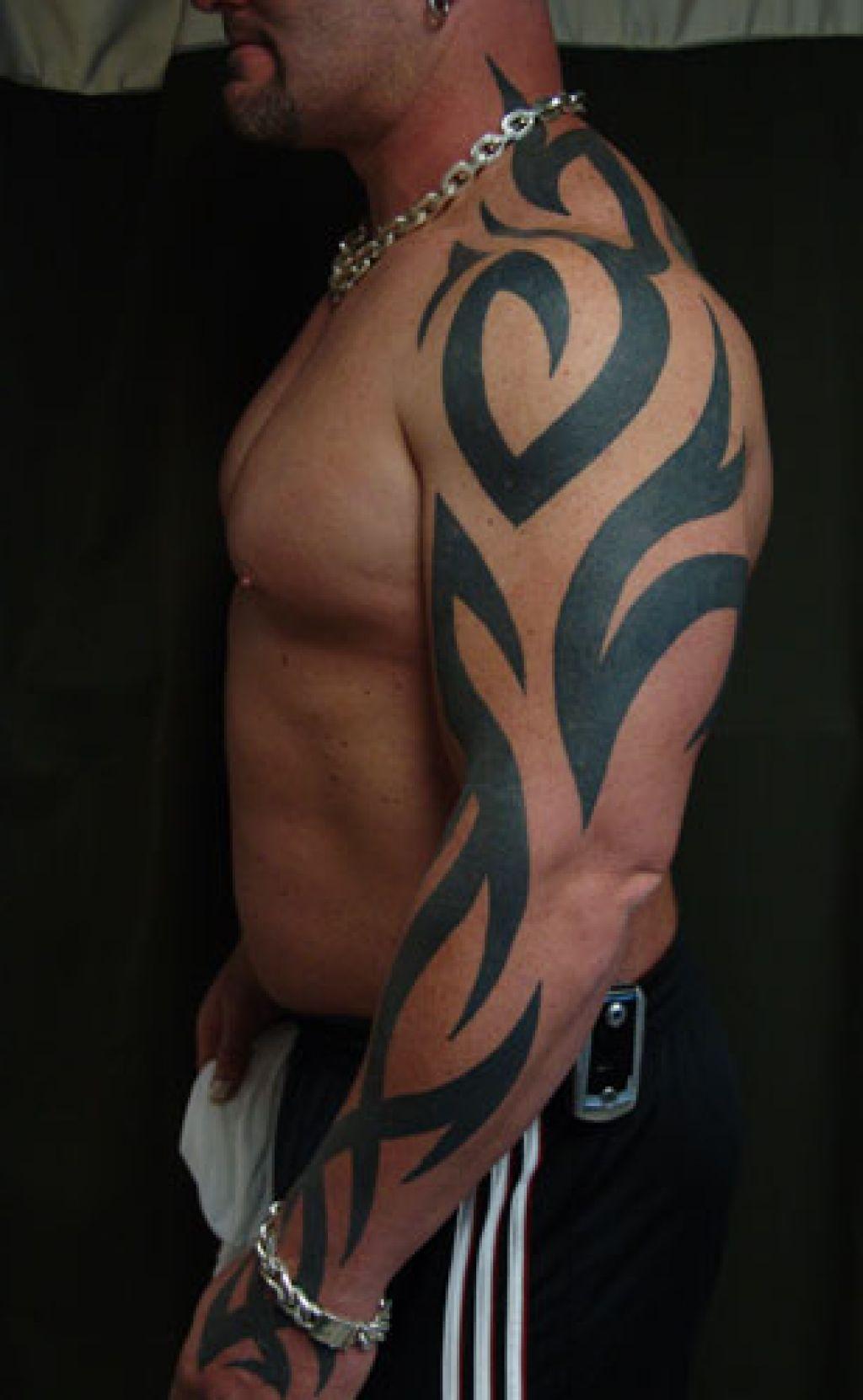Beautiful Tribal Rib Tattoos Pictures - Styles & Ideas 2018 - sperr.us