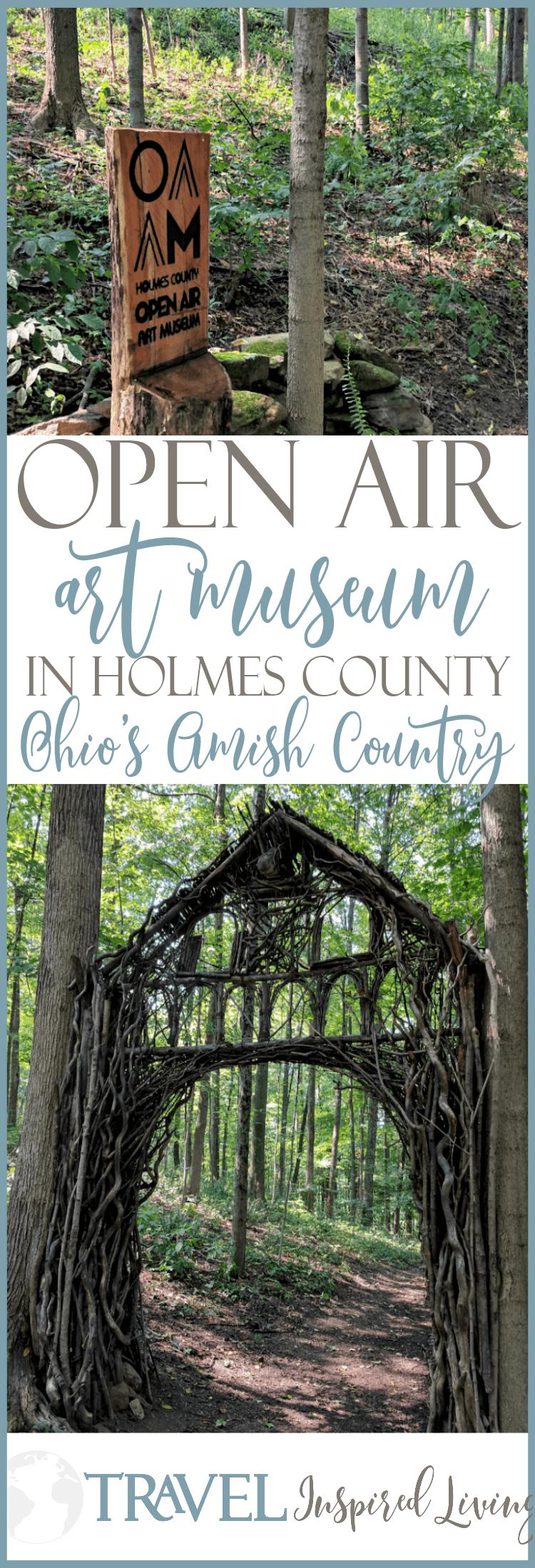 Take a Stroll through the Holmes County Open Air Art