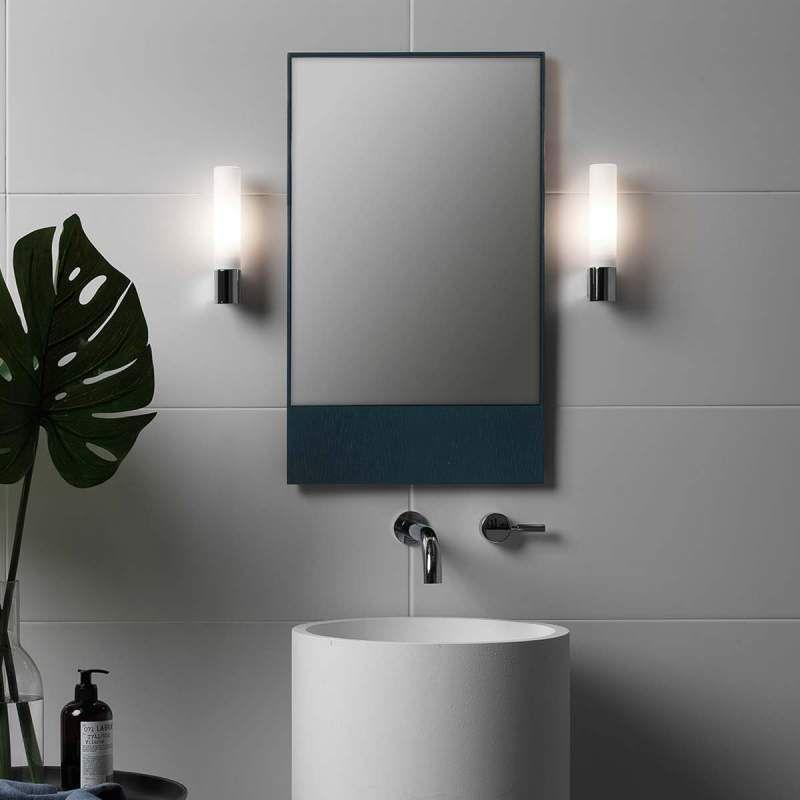 Astro Bari Bad Wandleuchte Chrom Wandleuchte Badezimmer Chrom Und Wandbeleuchtung