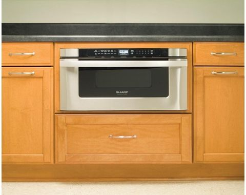 2017 Updates On Best Microwave Drawers Sharp Drawer Kb6525ps