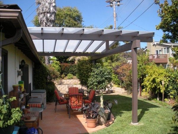 Merveilleux Transparent Roofing Material For Your Patio