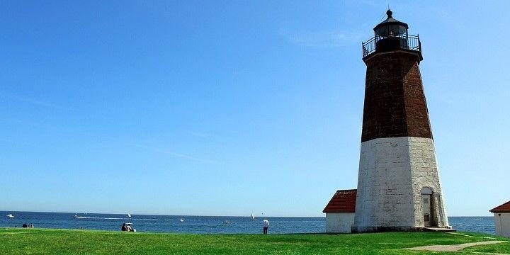 Narragansett Bay, Rhode Island, New England, USA