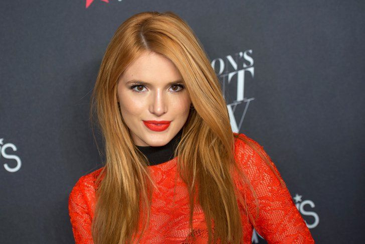 Pin for Later: 25 Celebrity Role Models Under the Age of 25 Bella Thorne, 18