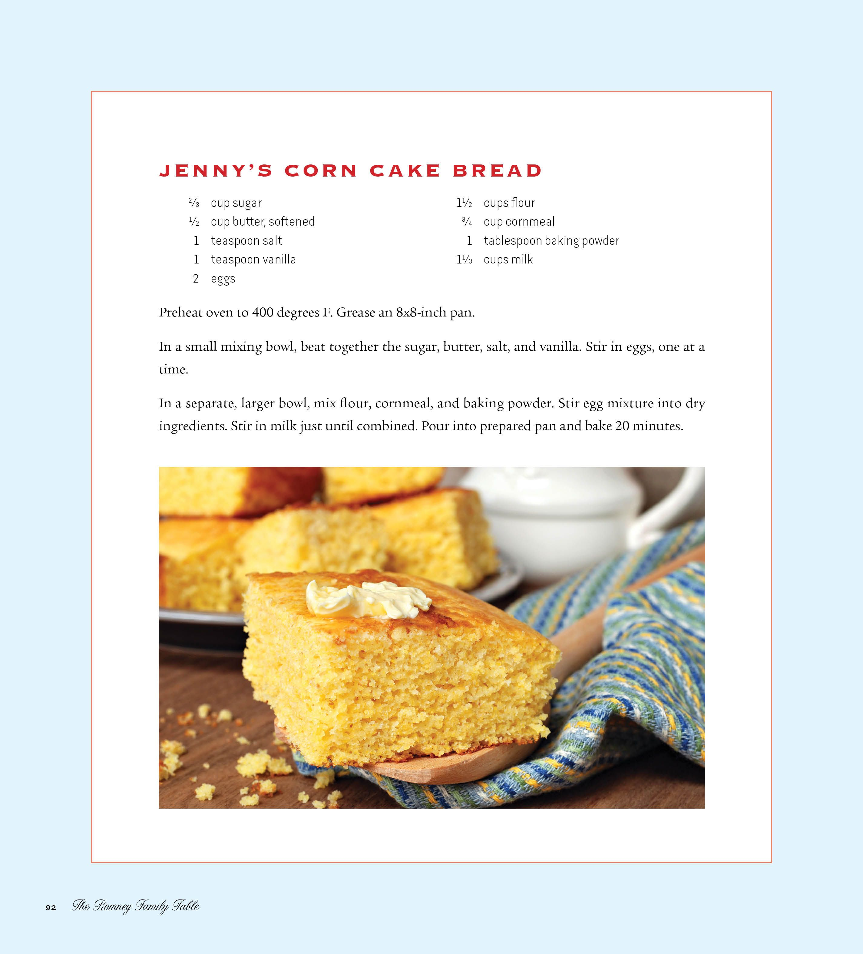 The Romney Family Table Food Recipes Favorite Recipes Dinner