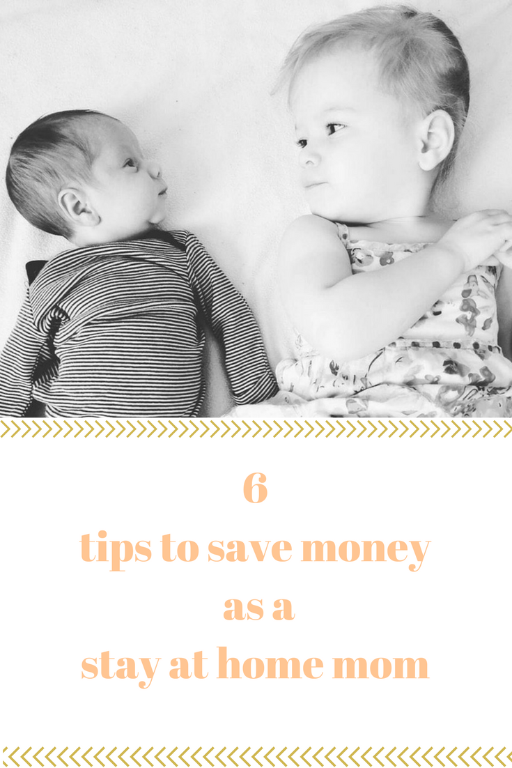 9 Ways to Save Money While living on One Income | Frugal living ...