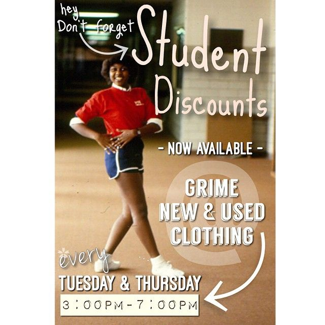 student discount nights grime flyers shoots pinterest
