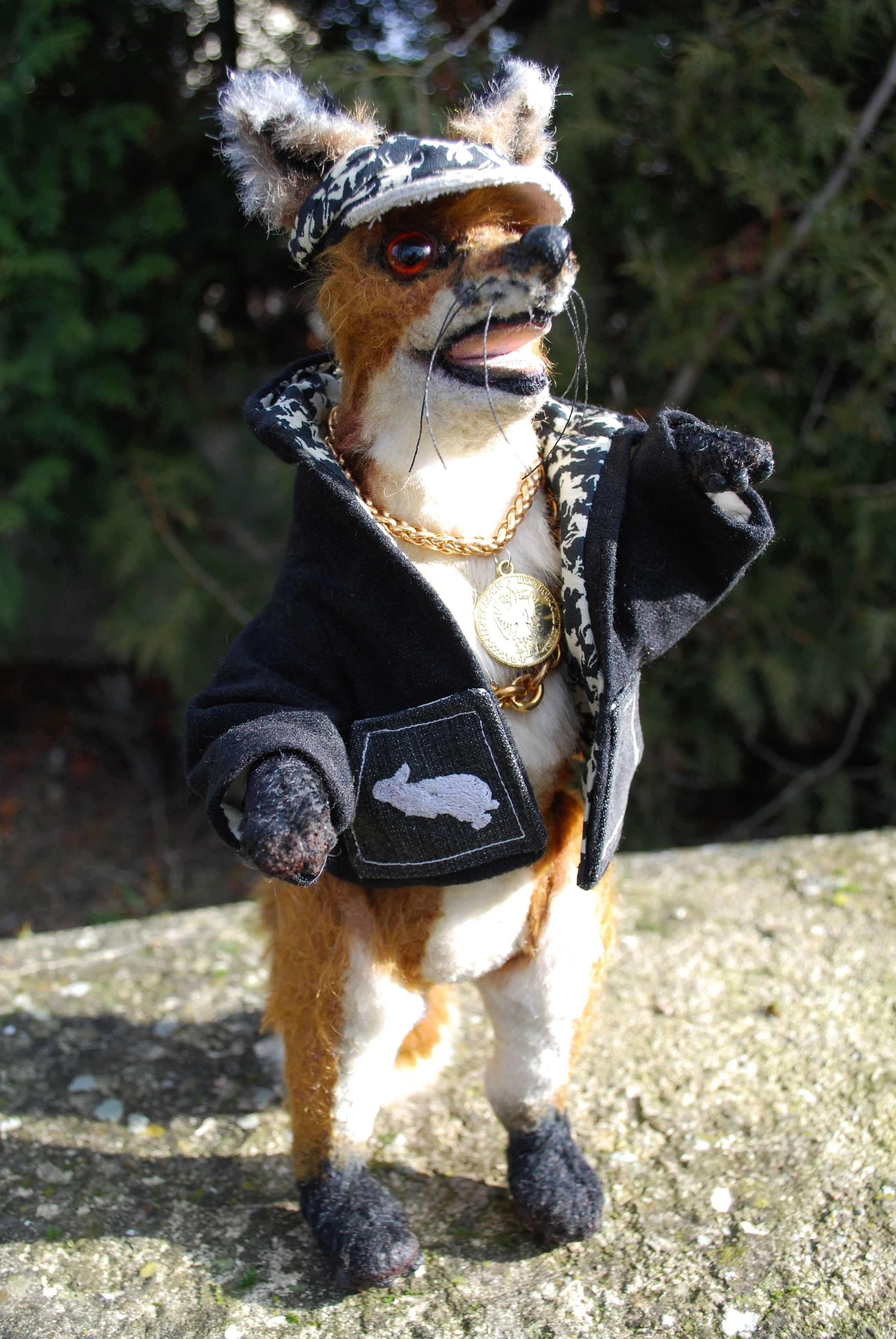 Fly fox created by nicole woodward