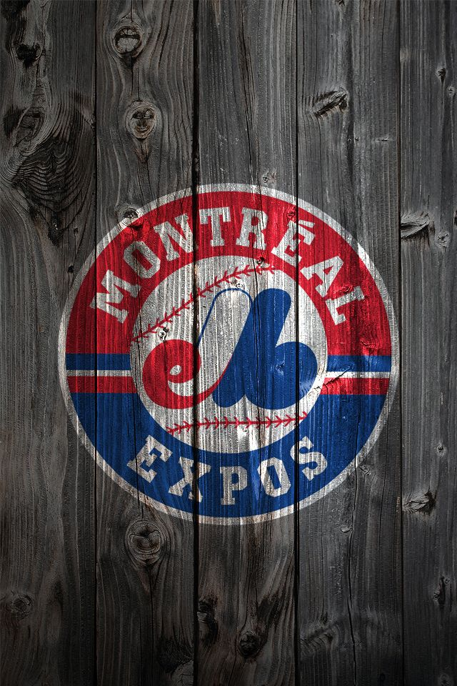 Montreal Expos iPhone Wallpaper Background Mlb wallpaper