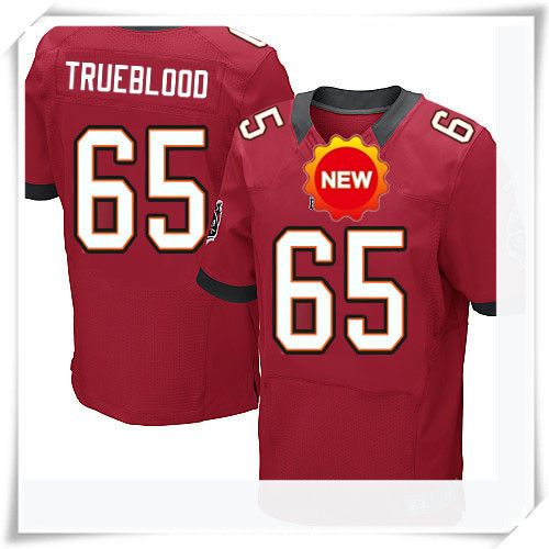 9510d883cb0a ... womens jersey 78.00 jeremy trueblood jersey elite red home nike  stitched tampa bay . ...