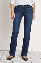 Sch Fix Have To Try J Jill Jeans Reviews Say They Run A Size Large Smooth Fit Straight Leg