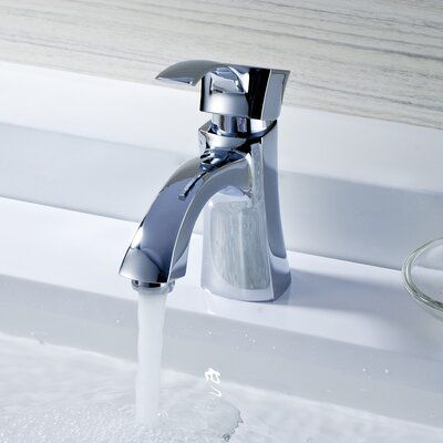 Photo of ANZZI Alto Einloch-Badarmatur mit Ablaufarmatur | Wegmesse