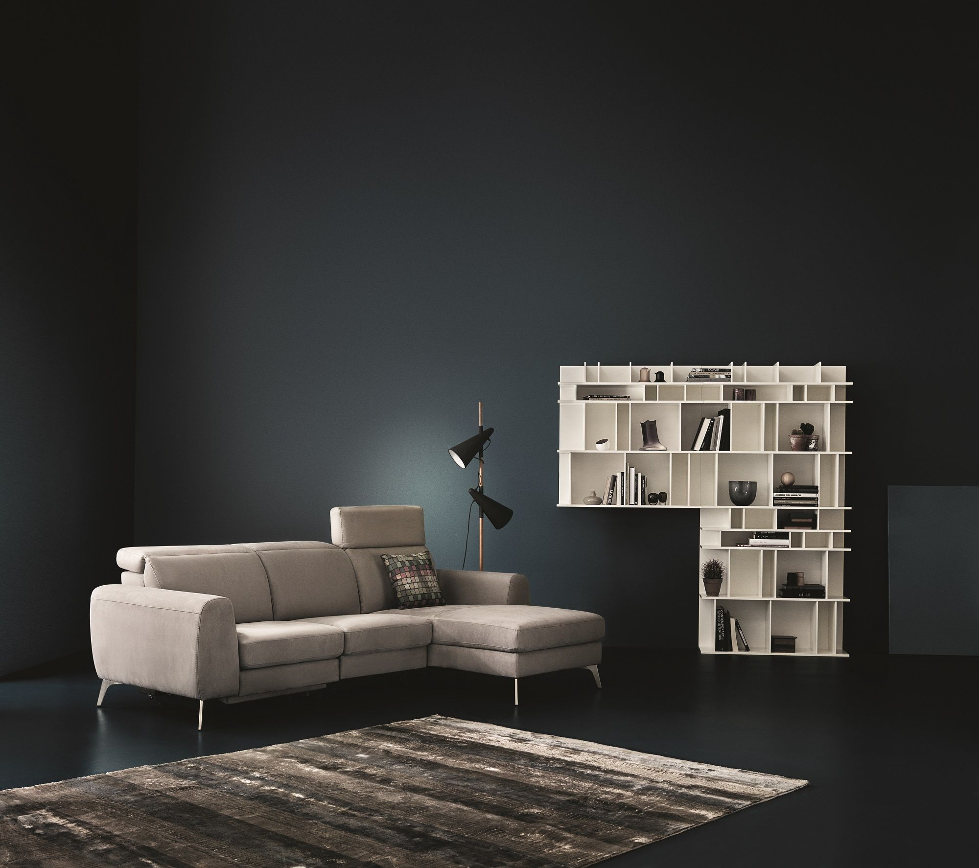 The new Madison sofa can be used as a normal or a lounge ...