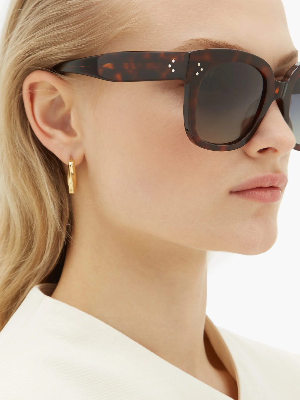 MJ Boutiques Black /& Rose Pink Retro Classic Sunglasses Dark Lens