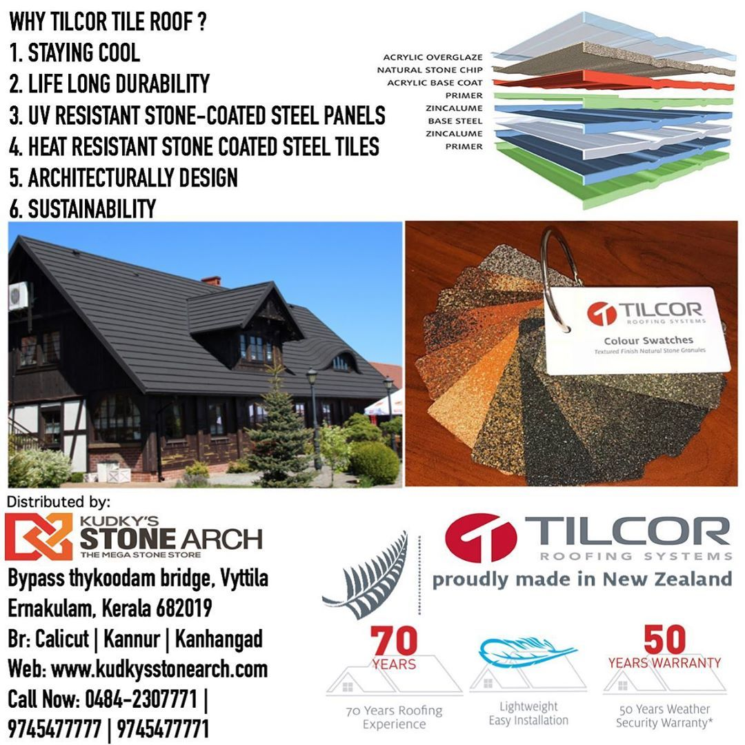 Designing A Cooler Home With Stone Coated Steel Roofing Manufactured By Tilcor Roofing Systems Authoris Roofing Systems Home Improvement Roof Styles