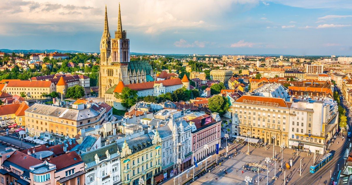 Where To Go In Croatia S Capital City Of Zagreb Cool Places To Visit Croatia Travel Zagreb Croatia