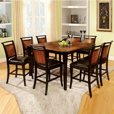 Sears Com Solid Wood Dining Set Dining Room Furniture Counter Height Dining Sets Sears dining room sets sears