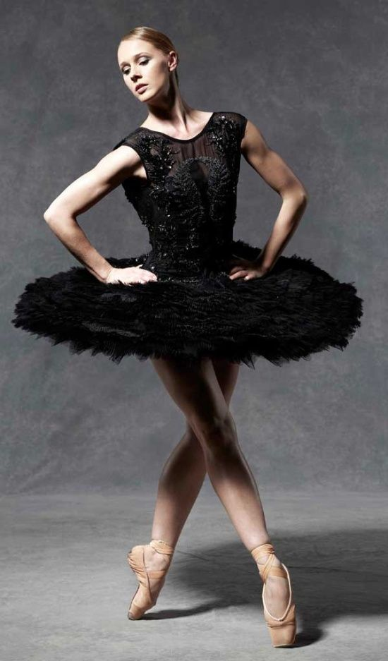 Фото балерин в пачке
