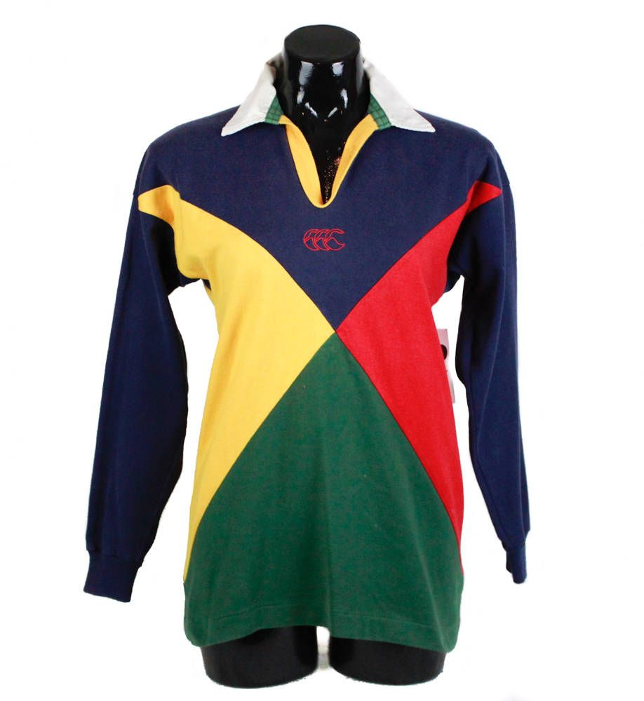 Vintage, 90s, Canterbury, Rugby Top, Jumper, 90s sweater