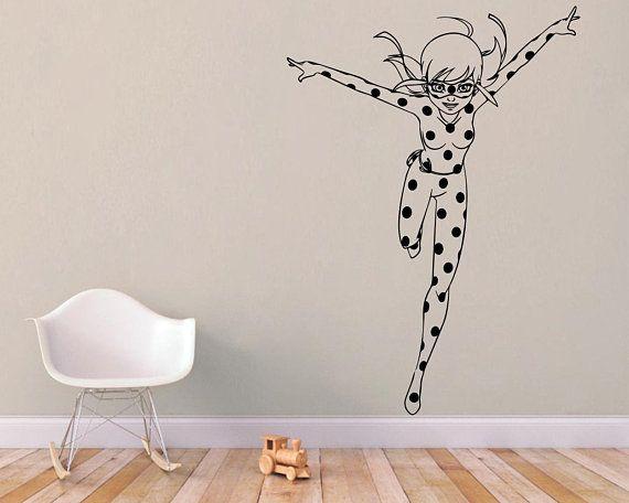Miraculous Ladybug, Ladybug Miraculous, Ladybug, Wall Decor, Wall ...