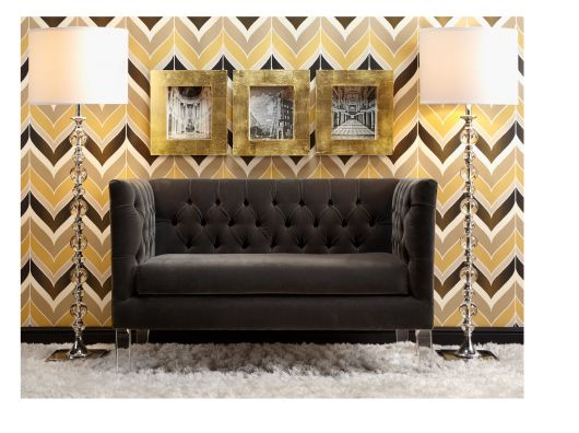 Small Spaces - Z Gallerie - Home Decor living room Pinterest