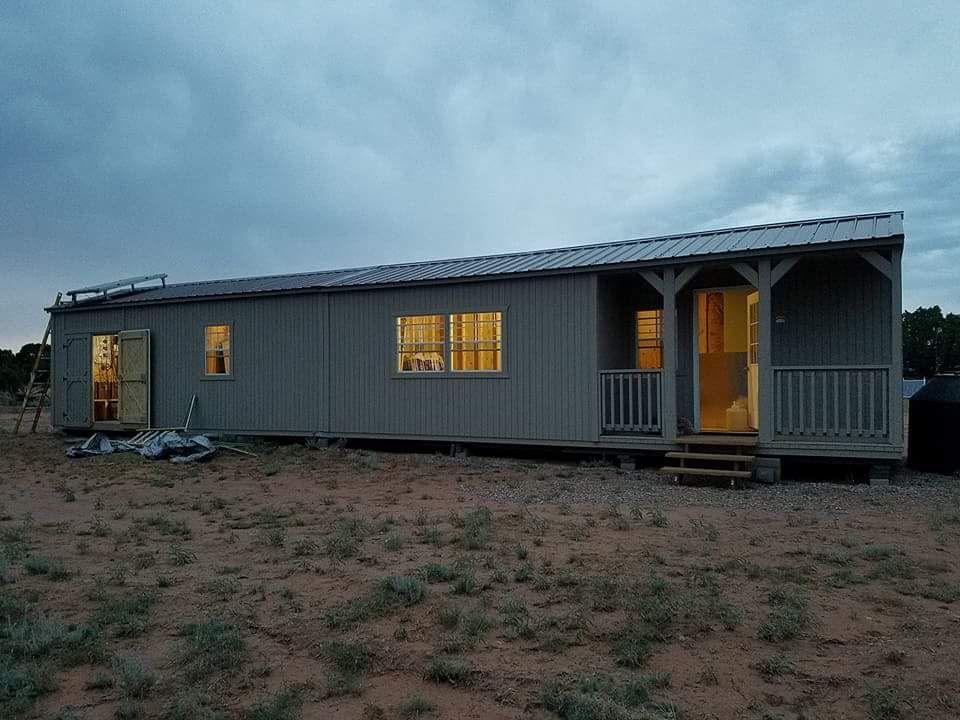 In Tularosa, New Mexico our representative shared a ...