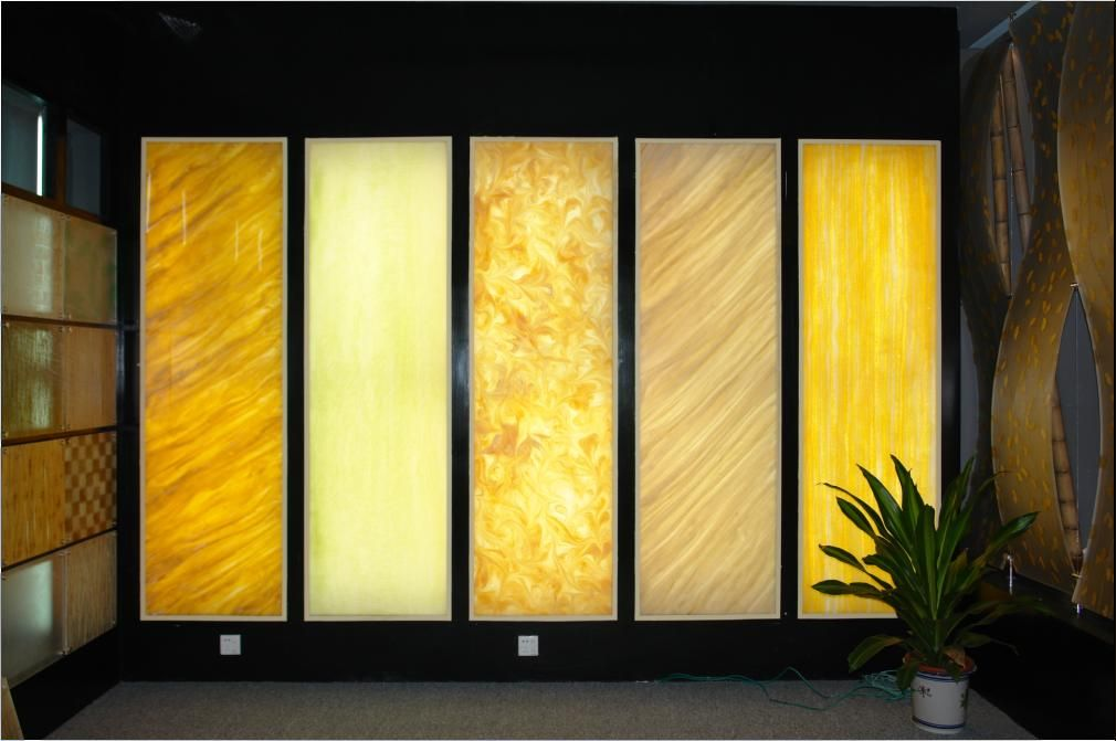 Translucent Stone Series Faux Alabaster Or Artificial Stone