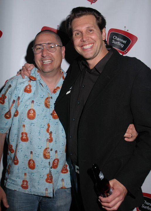 WIth Jack, my Brother, from another Mother. http://www.imdb.me/paullauden