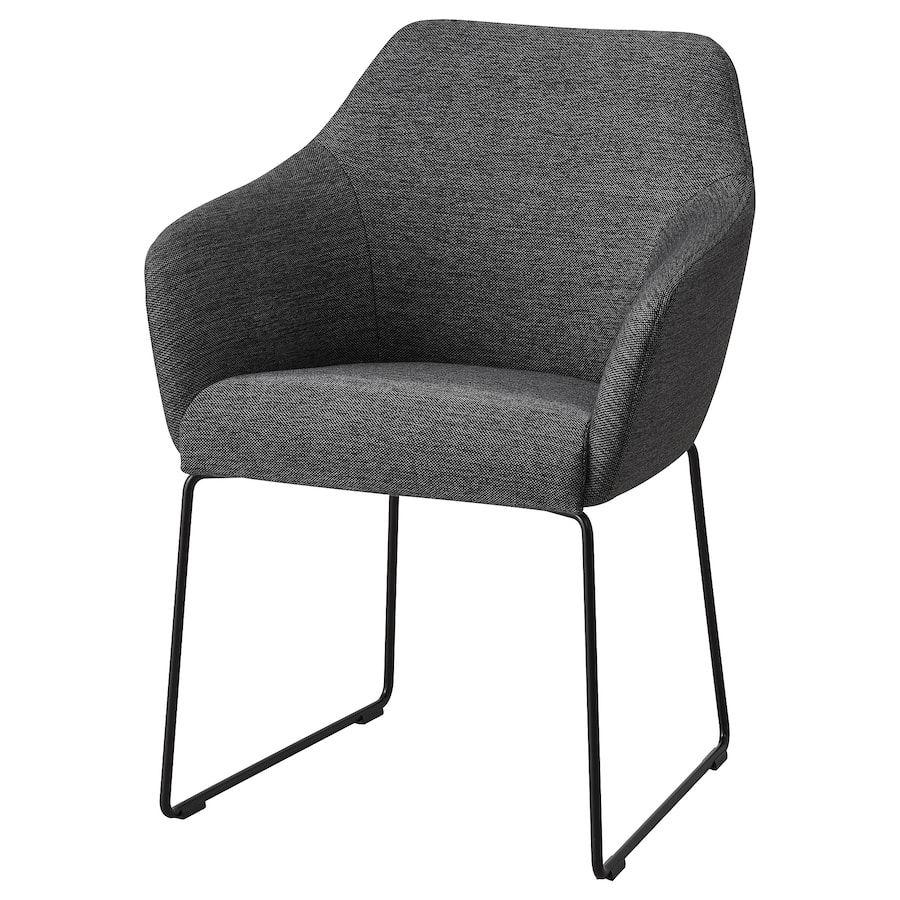 Esszimmerstuhl Leder Stuhl Wohnzimmer Elegance Freischwinger mit Metallfuss